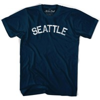Seattle Vintage City T-shirt