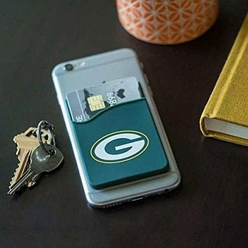 Green Bay Packers Icon Logo Cell Buddy Sleeve