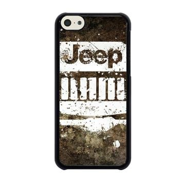 JEEP ART iPhone 5C Case