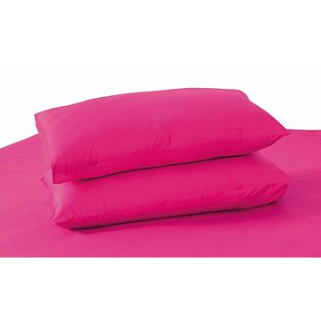 Tache Pink Cotton Pillowcase (10012PI)