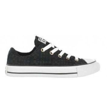 MDIG91W Converse Chuck Taylor All Star Shoreline Slip - Cutout Black