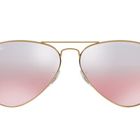Check out Ray-Ban RB3025 58 ORIGINAL AVIATOR sunglasses from Sunglass Hut http://www.sunglasshut.com/us/805289007845