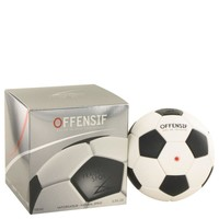 Offensif Soccer By Fragrance Sport Eau De Toilette Spray 3.3 Oz