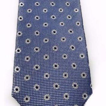 Pure Italian Silk Necktie with Pattern