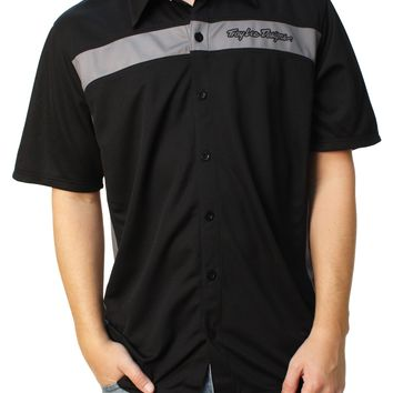 Troy Lee Designs Men's Button Down Pit Shirt