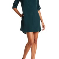 Lush | 3/4 Length Sleeve Novak Shift Dress | Nordstrom Rack