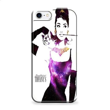 audrey hepburn breakfast at tiffany 1 iPhone 6 | iPhone 6S case