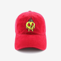Disney Snow White And The Seven Dwarfs Poison Apple Dad Hat