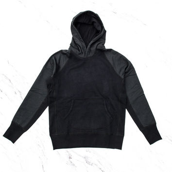 Wings + Horns x New Balance - Pullover Hooded Sweater