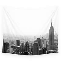 Society6 NEW YORK Wall Tapestry