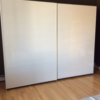 Amazing Like New Ikea Wardrobe!