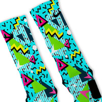 Bel Air Custom Nike Elite Socks