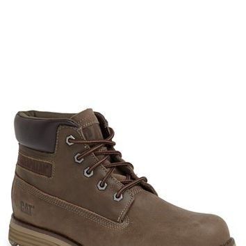 Men's Caterpillar 'Founder' Round Toe Boot