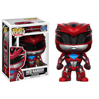 Funko POP! Movies: Power Rangers 3.75 inch Vinyl Figure - Red Ranger