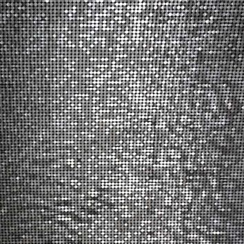Silver Disco Photography Backdrop - 1986