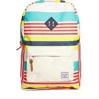 Herschel Heritage Malibu Backpack in Stripe