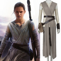 Star wars costume adult the force awakens Rey