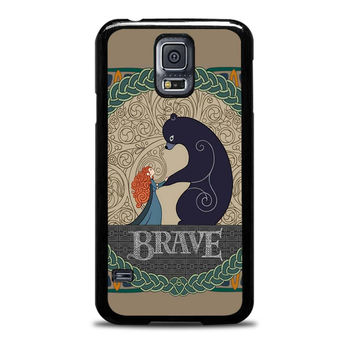 Disney brave mother and daughter tapestry Samsung Galaxy S5 Case