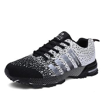 Light Weight Breathable Athletic Shoe