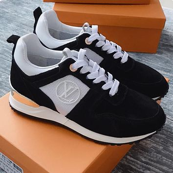 Louis Vuitton Women Fashion Casual Sneakers Sport Shoes