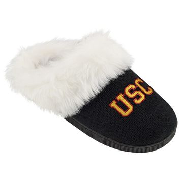 USC Trojans Angel Slippers - Women's (Black)