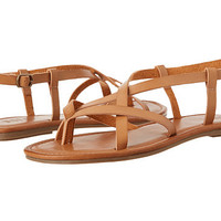 MIA Cruise Sandal- Natural