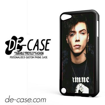 Andy Biersack Black Veil Brides Vocalist DEAL-766 Apple Phonecase Cover For Ipod Touch 5