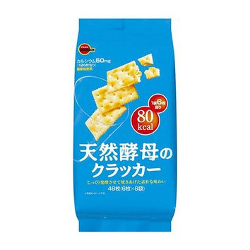 Japanese Saltine Cracker by Bourbon, 4.9 oz (140 g)