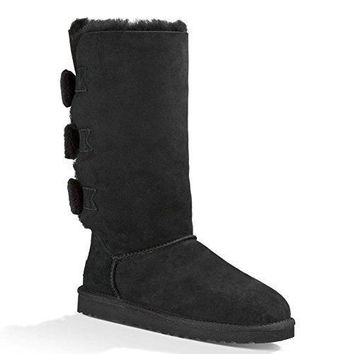 UGG Australia Women's Tall Bailey Knit Bow Boot UGG Australia Womens