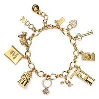 kate spade new york Kiss a Prince Charm Bracelet