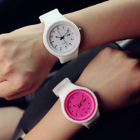 Womens Simple Waterproof Watch Gift - 493