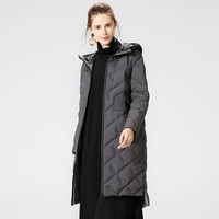 New Winter Collection Winter Women Coat Jacket Warm High Quality Woman Long section Down Thickening Winter Coat