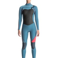 Performance 4/3mm Chest Zip Wetsuit 889351404404 | Roxy