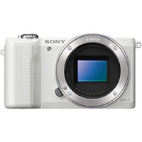 Sony Alpha a5000 Mirrorless Digital Camera ILCE5000L/W B&H Photo