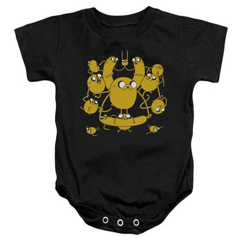 Adventure Time - Jakes Infant Snapsuit Officially Licensed Baby Clothing