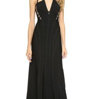 Camelle Gown