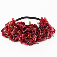 Fantasy Floral Stretch Headband
