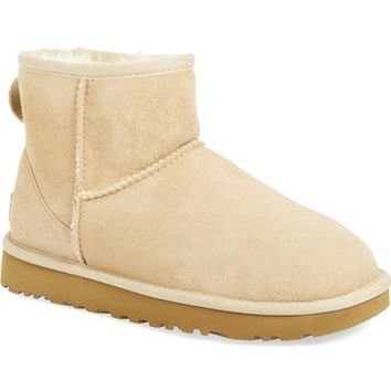 UGG® 'Classic Mini II' Genuine Shearling Lined Boot (Women) | Nordstrom