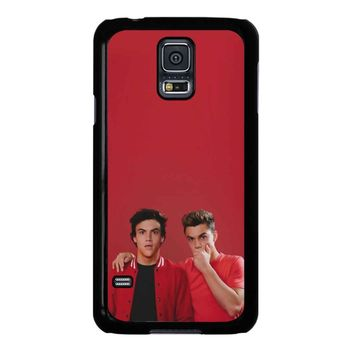 Dolan Twins Quotes Ethan Grayson Samsung Galaxy S5 Case