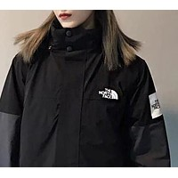 The North Face Winter Popular Long Sleeve Hooded Warm Cotton-Padded Clothes Outdoor Sports Jacket Coat