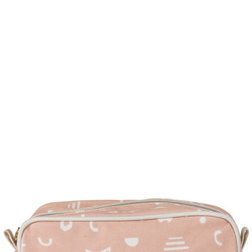 CITTA PINK COSMETIC PURSE