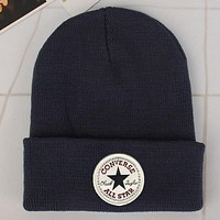Perfect Converse Fashion Edgy  Winter Beanies Knit Hat Cap