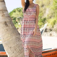 Tamarind Cover-Up Maxi Dress