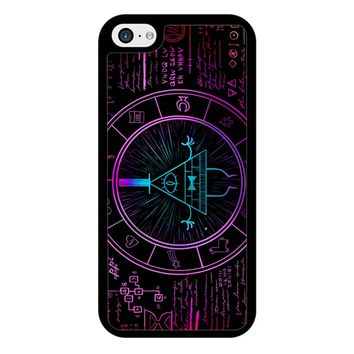 Bill Cipher Galaxy iPhone 5/5S/SE Case