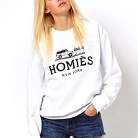 Reason Homies Sweatshirt at asos.com