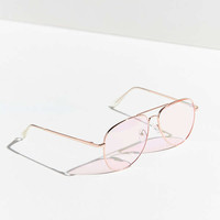 Road Trip Aviator Sunglasses | Urban Outfitters