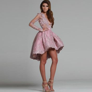 a794b876fca9 Best Long Sleeve Short Homecoming Dresses Products on Wanelo