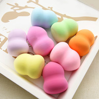 Great Beauty Soft facial face Sponge Gourd Shape Blender Makeup Blending Foundation Smooth Sponge Cosmetic Powder Puff
