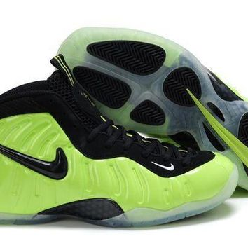 Nike Air Foamposite Pro Green/black Sneaker Size Us8 13