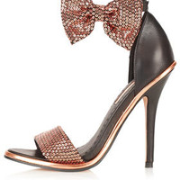 RULE Strappy Bow Sandals